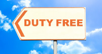 What is DUTY FREE?